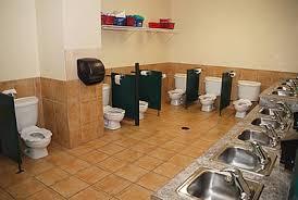 kids washroom