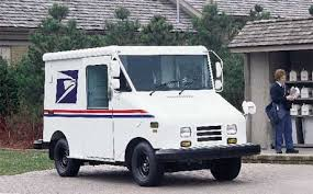 postal vans