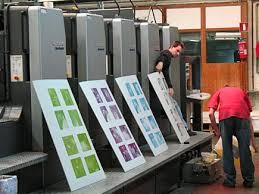 4 color printing process