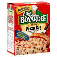 chef boyardee pizza