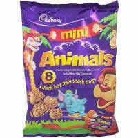 animals chocolate