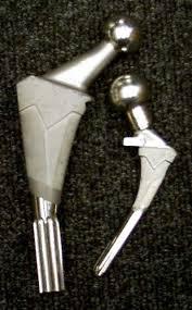 artificial hip joints