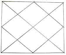 diamond shape template