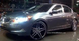 honda accord rim