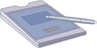 stylus pad