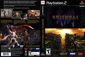 bujingai the forsaken city