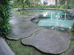 large stepping stones