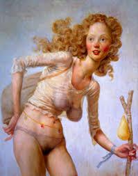 paint flesh