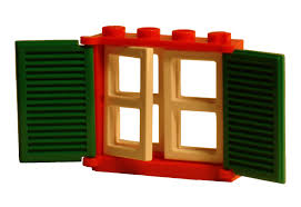 lego window