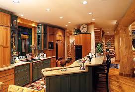 luxury log houses