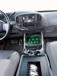 f 150 center console