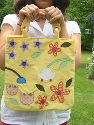 homemade purse