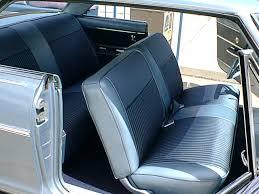 chevy nova seats