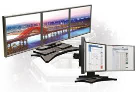 3 screen monitors