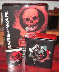 gears of war x box 360