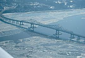 Tappan Zee Bridge at the edge