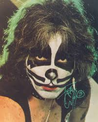 peter criss make up