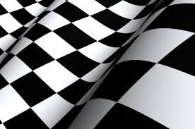 car racing flag