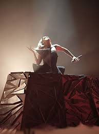 lady gaga live in concert