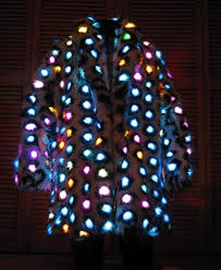 clothes with lights