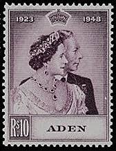 aden stamps