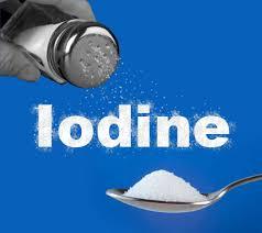 iodine deficiency goiter