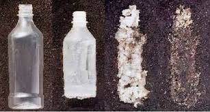 biodegradable plastic bottle