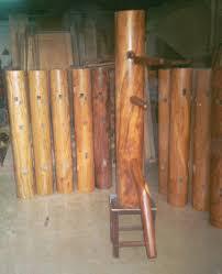 pvc wooden dummy