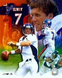 john elway poster