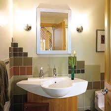 half bath designs