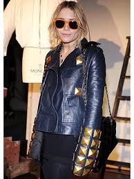 leather jacket studs