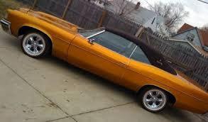 pontiac grandville convertible