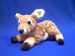 deer stuffed animal