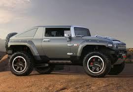hummer concept truck