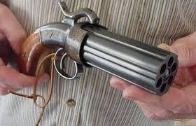 key chain guns