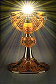 holy communion chalice