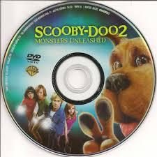 scooby doo 2 dvd