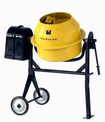mini concrete mixers