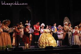 beauty and the beast broadway costumes