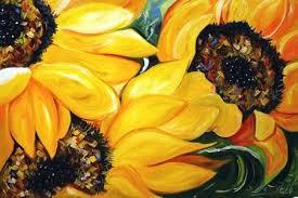 contemporary floral art