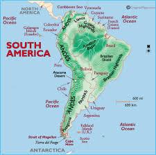 south america amazon rainforest