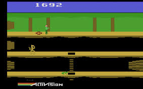 pitfall video game