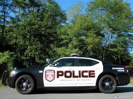 dodge police charger