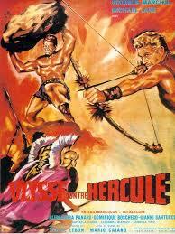 Ulysse contre Hercule affiche