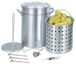 fryer pot