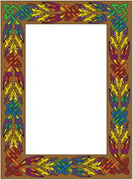 picture frame patterns
