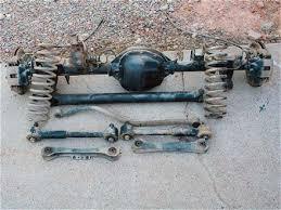 axle part