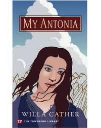 my antonia book