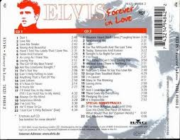 Elvis Presley - Forever In Love (disc 1)