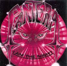 pantera i am the night